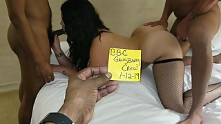 HUSBAND SHARE HIS HOTWIFE IN OUR BBC GANGBANG MILF AMATEUR BIG ASS BLACKED
