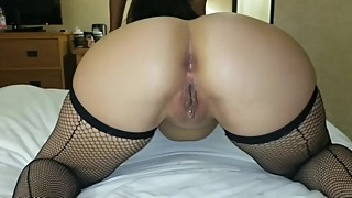 HOTWIFE TAKE IT IN HER ASS BY OUR BBC GANGBANG CREW! MILF ROMANTIC FORTNITE
