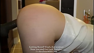 Wife starting to love her BBC training