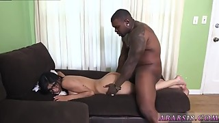 Arab wife gangbang first time Mia Khalifa Tries A Big Black Dick