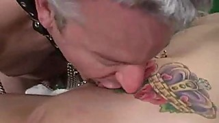 Cuck Licks Black Cum
