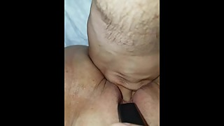 Squirting wife