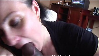 white wife cheating with BBC in hotel