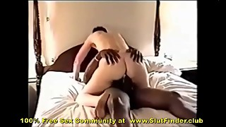 Hubby Films Cheating Wife Fucking Black Boyfriends Hard Penis