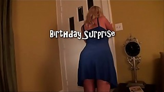 Wife'_s Birthday Surprise