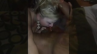Homemade Cuckold Wives Sucking and Fucking BBC Compilation