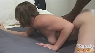 Mr Big Creampies White Wife Pussy