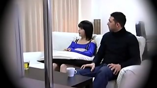 A exchange student fucks the wife, daughter and other from the family