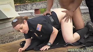 Black cock cum inside wife first time Break-In Attempt Suspect has to