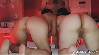 CUCKOLD BRAZILIAN AND WIFE BITCH
