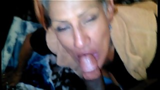 neighbor'_s wife stop by for a shot off hot cum