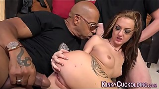 Domina swaps cum with bf