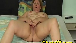 MATURE couple fucking and masturbating with dildo great granny fuck
