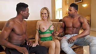 Brandi Love Made Interracial Sex Video For Her Cuckold Husband
