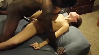 Your white wife wants one thing, his bbc deep inside her
