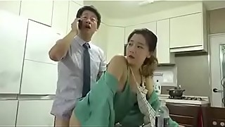 breakfast sex doggystyle in kitchen FULL LINK :  https://bit.ly/2IP53mz
