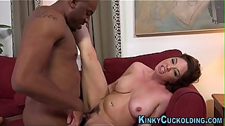 Milf gets bbc in asshole