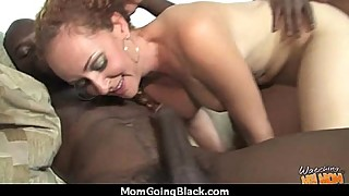 Huge Black Cock Destroys Amateur Housewife 6