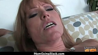 Huge Black Cock Destroys Amateur Housewife 19