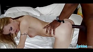 My mom has a black cock fetish 159