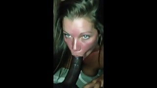 Beautiful Wifey Insatiable With Her BBC