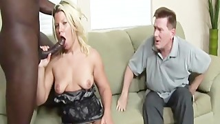 Oh No! There's a Negro in My Wife! 3 - Scene 1