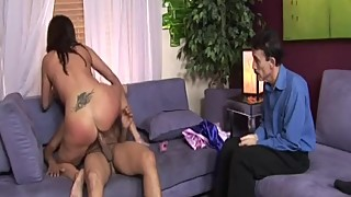 Oh No! There's a Negro in My Wife! 4 - Scene 1