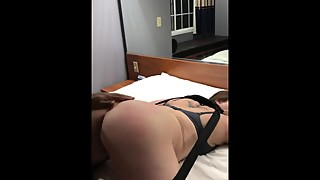 Wifey K taking BBC again part 3