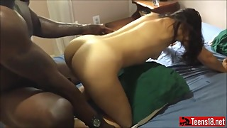 Amateur Freak Wife Taking BBC