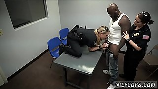 Make him cuckold interracial and big ass ebony anal xxx Milf Cops