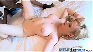 Huge Black Dick In Wet Holes Of Sexy Mature Lady (scarlett monr) mov-21