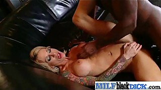 Huge Black Dick In Wet Holes Of Sexy Mature Lady (sarah j) mov-20